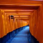 紅葉の京都散歩2012 伏見稲荷