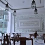 マレーシア・イスラム美術館の素敵なレストラン
