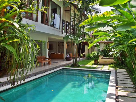 3bedroom villa - De Ubud Villas&SPA,Bali