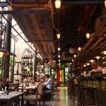 バンコクのおしゃれなレストランでモコモコスイーツ<Karmakamet Diner>