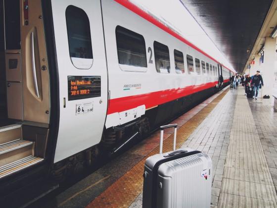 イタリア列車の旅 トレニタリア...