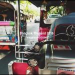 女一人旅ノススメ 雨季のバンコク で <Bangkok>