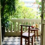バンコクの素敵なホテル CabochonHotel