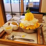 マンゴースイーツ食べるなら make me mango Cafe