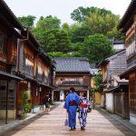 金沢1泊2日小旅行 絵になるひがし茶屋街