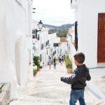 カメラ女子におすすめ。美しき白い村フリヒリアナ<SPAIN>